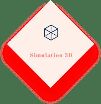Picto simulation 3D - Chirurgie esthétique à Rennes | Dr Dellière
