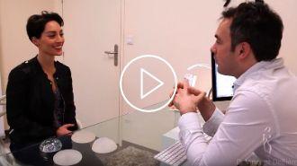 Aperçu vidéo augmentation mammaire Docteur Vincent Dellière
